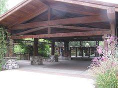 rose pavilion - location inspiration