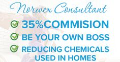 (Updated February 1, 2017)  As a prospective Norwex consultant, did you know...  ...it costs $0 out of pocket to start your Norwex business ...