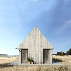 It's almost like the house is telling you to do something. Cabins In The Woods, House In The Woods, My House, Minimalist Architecture, Architecture Design, Building A Cabin, House Goals, Little Houses, Home Fashion