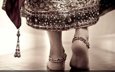 Bridal Anklets ! #Bridal #Weddingplz #Wedding #Bride #Groom #love #Fashion #IndianWedding  #Beautiful #Style