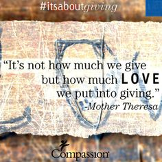 From Compassion International