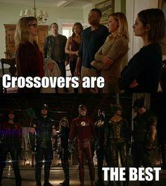 "#Arrow 4x08 ""Legends of Yesterday"" - #Flarrow #ArrowxFlash"