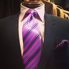 Victor Talbots Couture Suit, Made in Italy, Not your Ordinary Suit