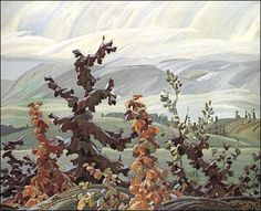Franklin Carmichael Scrub Oaks and Maple Group of Seven Art is available unframed. Studio Size: x Designer Size: x Full Size: x Group Of Seven Artists, Group Of Seven Paintings, Tom Thomson, Emily Carr, Maurice Denis, Canadian Painters, Canadian Artists, Paul Cézanne, Edouard Vuillard