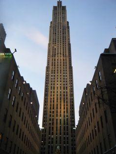 Rockefeller Center - NYC - Winter 2009