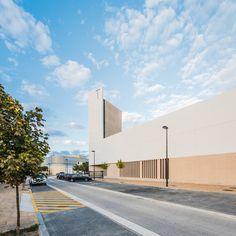 Parish Church and Community Centre,© Juan Carlos Quindós