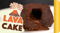 The EASIEST 15 Minute Chocolate Lava Cake