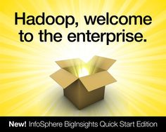 Get #BigInsight Quick Start FREE and share your journey with us in the Quick Start Challenge! < #Hadoop #BigData