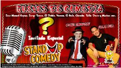 Stand Up Comedy en el Canterbury Café. Todos los Jueves desde el 10 de Abril al 19 de Junio de 2014, 8:00pm El Pollo Diaz y Oscar Barragan.#look4plan #armatuplan #amigos #familia #happy #feliz #vacaciones #vacation #bogota #colombia #instagram #selfie #sad #latinoamerica #yocreo #love #fashion #vivefeliz #tarde #momento #concierto #teatro