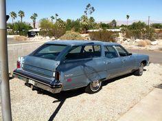 '76 Oldsmobile  Custom Cruiser