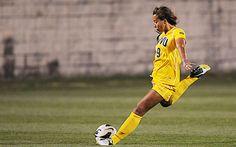 West Virginia's Frances Silva is D1 Athlete of the Week