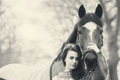 equine love by Francesca Morrison, via 500px