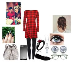 """""""Hanging Out With Josh and Tyler!"""" by teenaged-aliens ❤ liked on Polyvore featuring WearAll, Com Fancy, Moscot, Lancaster and Tiffany & Co."""