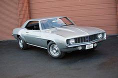1969 Chevrolet Camaro ZL-1 427 Coupe