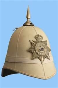 Here is the pride and joy of my sun (pith) helmet collection. Military Art, Military History, Military Fashion, British Army Uniform, British Uniforms, Womens Motorcycle Helmets, Motorcycle Girls, Pith Helmet, Military Dresses