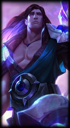 League of Legends- Taric, The Shield of Valoran