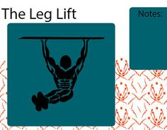 "Check out new work on my @Behance portfolio: ""The leg lift workout page from icon book."" http://on.be.net/1MbO6xl"