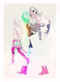 PicsArt Picks from Fashion Drawing Challenge