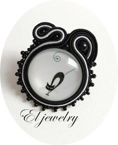 El jewelry: pierścionek z kotkiem