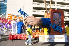 MGM Resorts International is the presenting sponsor of the 34th Annual Dr. Martin Luther King Jr. Day Parade in Las Vegas.