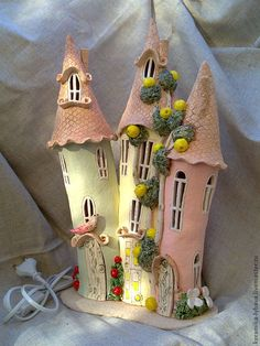 Светильник-ночник - Keramika-Lybava