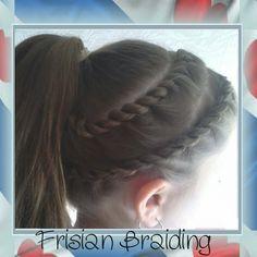 #twist #hair #haar #ponytail #staart