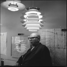 Design is fine. History is mine.      — Poul Henningsen and his lighting design, 1964....