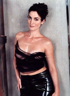 The Matrix - Trinity - Carrie-Anne Moss