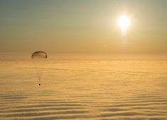 Increíble la Estación Espacial Fotos por Expedición 42 astronautas
