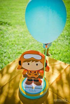 Aviones Birthday Party Ideas | Photo 35 of 42