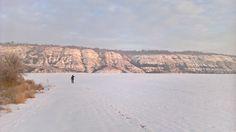 Canionul de la Naslavcea – cel mai nordic punct al R. Moldova