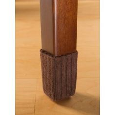 Medium/Tan  Furniture Sock Floor Protector  8 Pack Chair Slider Pads: These  Are Way Classier Then The Peel And Stick Ones | Design | Pinterest | Chairs,  ...