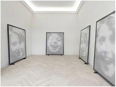 Christian Boltanski - Installation view Kewenig Galerie, 2013, Berlin