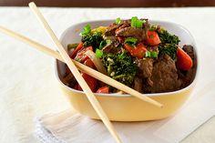 Beef and Veggie Stir Fry by foodiebride, via Flickr