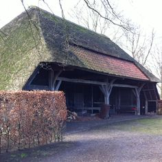 Barns in Holland