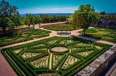 Jardines del Monasterio de El Escorial (El Escorial - Spain)