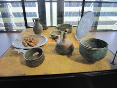Site Archéologique, Archaeology
