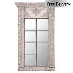 The 'Roman' Mirror 230 x 145cm Roman Style Mirror | Exclusive Mirrors [EE872] - �786.25 - Mirrors for Every Interior from Exclusive Mirrors