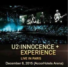 U2 - iNNOCENCE + eXPERIENCE Tour - AccorHotels Arena, PARIS, 6 december 2015 (DV