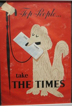 Patrick Tilley The Times Top People Dog