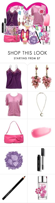 """""""chibiusa"""" by vivianapetaccia ❤ liked on Polyvore featuring Abercrombie & Fitch, Old Navy, Guide London, Betsey Johnson, WALL, See by Chloé, Alkemie, Moschino, Lancôme and Urban Decay"""
