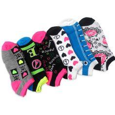 Women Fashion No Show Socks 6-Pack, Love Peace Lips Sneaker Fun Socks (AHB-3100) Teeheesocks,http://www.amazon.com/dp/B00H8W4Q1C/ref=cm_sw_r_pi_dp_bxDQsb1PC1ZZ3CF1