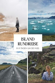 Island Rundreise – 9 Tagen mit dem Auto um die Insel Iceland trip to cliffs at Dyrhólaey, Vik, # Fjadrárgljúfur Canyon, the Jökulsárlón lagoon, Namafjall and Hofsós are great spots. The most beautiful places in you find Cities In Europe, Europe Destinations, Iceland Beach, Iceland Island, Honeymoon Iceland, Voyage Dubai, Les Cascades, Destination Voyage, Destination Wedding