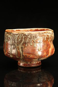Multiple layered Shinos Wood Ash on Iron stoneware by TonyFerguson, $300.00