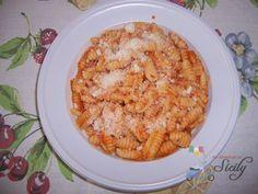 "Sara's ""cavatelli"" and an authentic Sicilian recipe for homemade pasta"