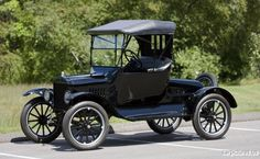 1920 Ford Model T Runabout