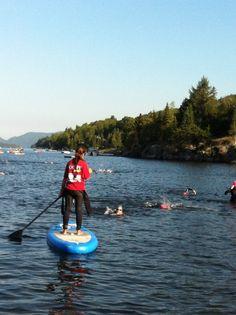 Ironman North America Championship, Mt-Tremblant 2013, Do Sport SUP