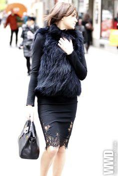 #NewYork #chic #fashion #streetstyle