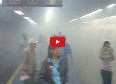 Se incendia el Metro y a nadie se le ocurre grabar un video  http://www.facebook.com/pages/p/584631925064466