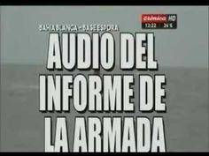 (5) Se filtra audio de la armada Submarino ARA San juan - YouTube